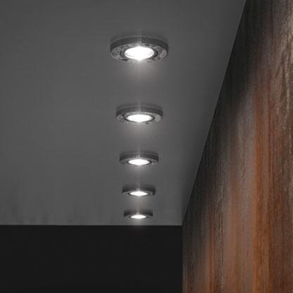 Встраиваемые светильники Fabbian Светильник потолочный встраиваемый Venere
